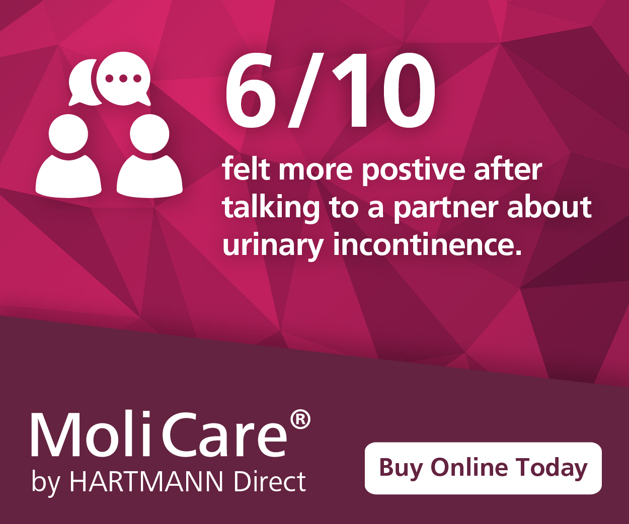 Molicare by Hartmann Direct